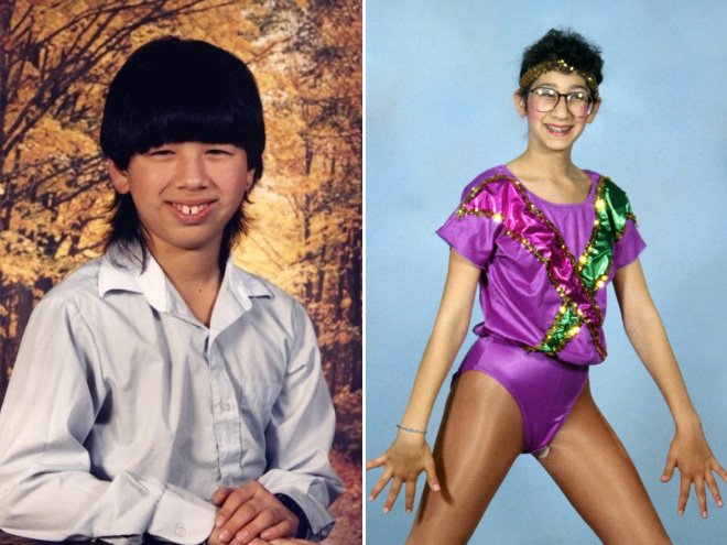 Most Awkward School Photos of the Past Century