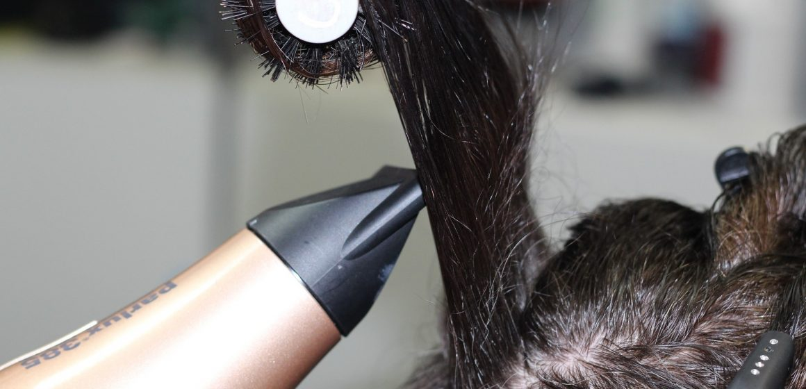 How to Blow Dry Your Hair The Best Way